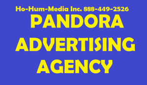 ad rates and cost Pandora